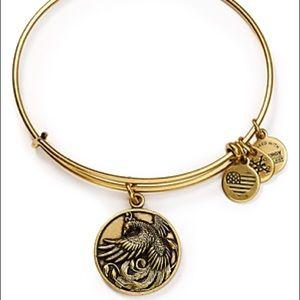 Alex And Ani Phoenix bracelet